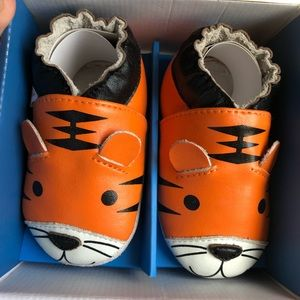 New Kimi and kai Tiger Baby Shoes